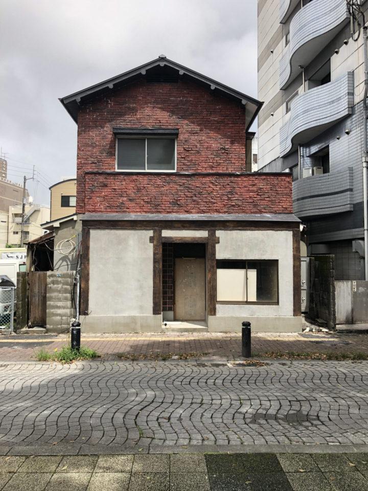 モルタル造形 レンガ 施工後 外壁リノベ専門店 高知 SJP